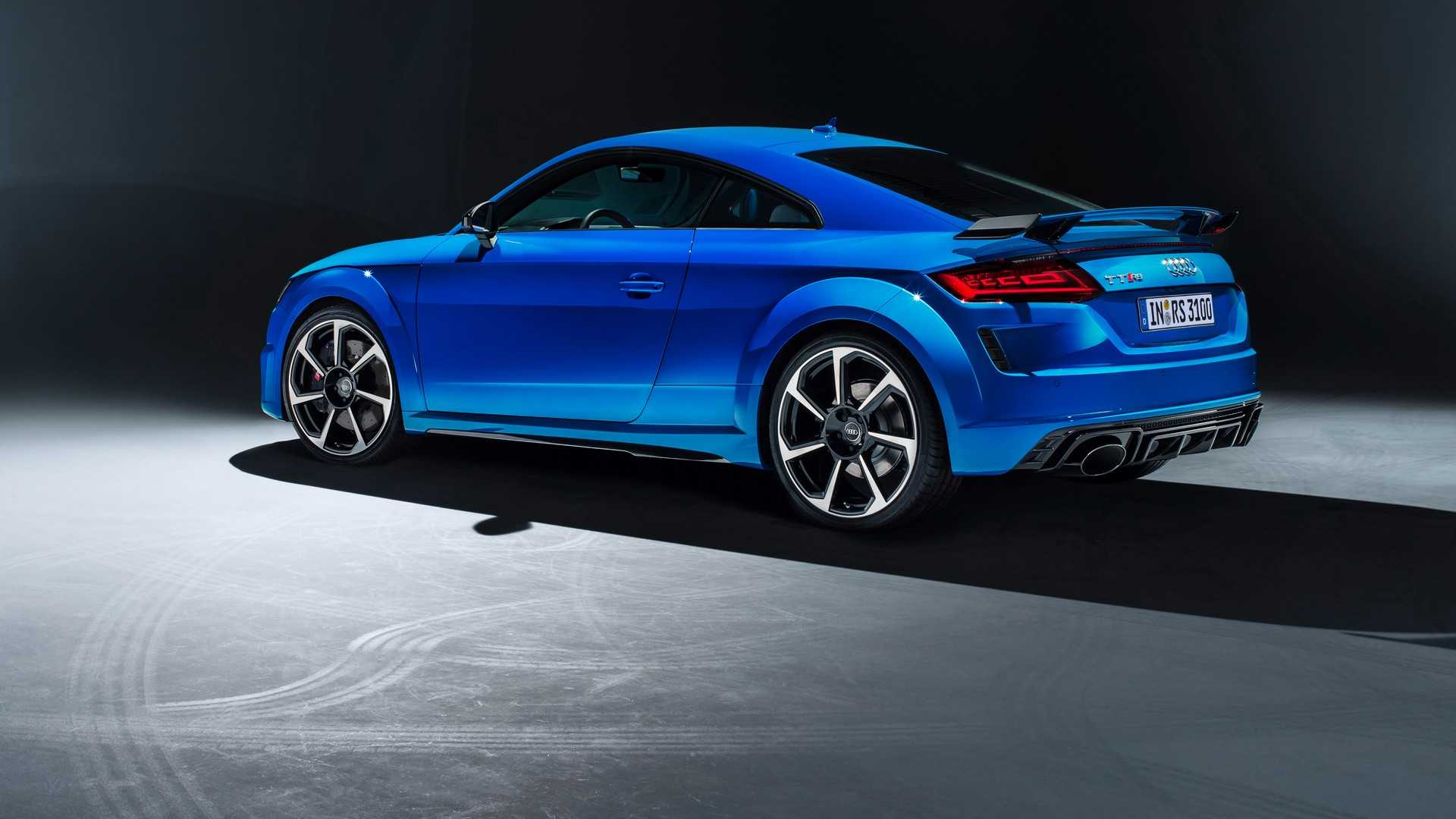 Kelebihan Audi Tt Rs Coupe Top Model Tahun Ini