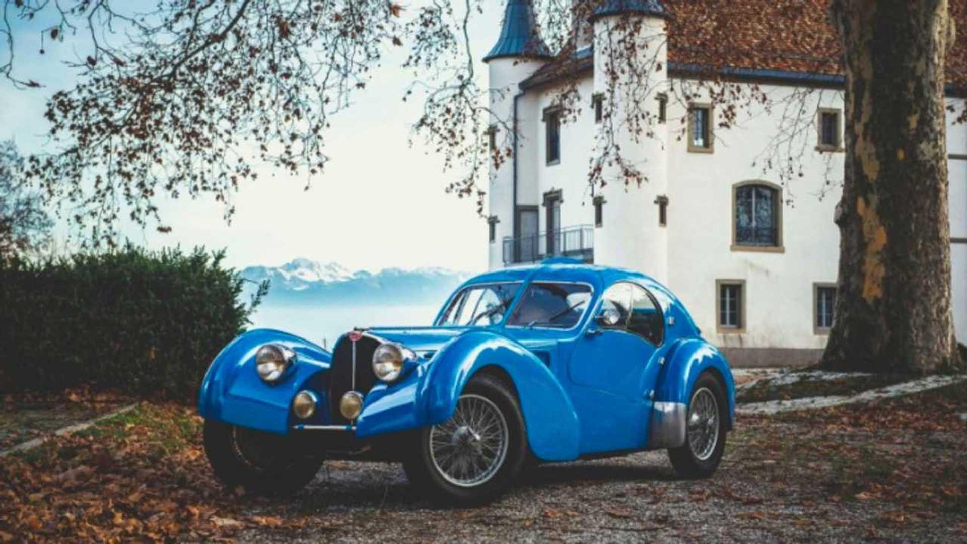 """[""""Bugatti Type 27 replica""""]"""