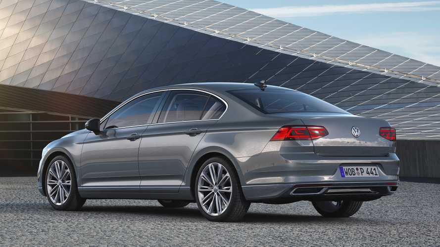 Volkswagen откажется от седана Passat и семейства Arteon