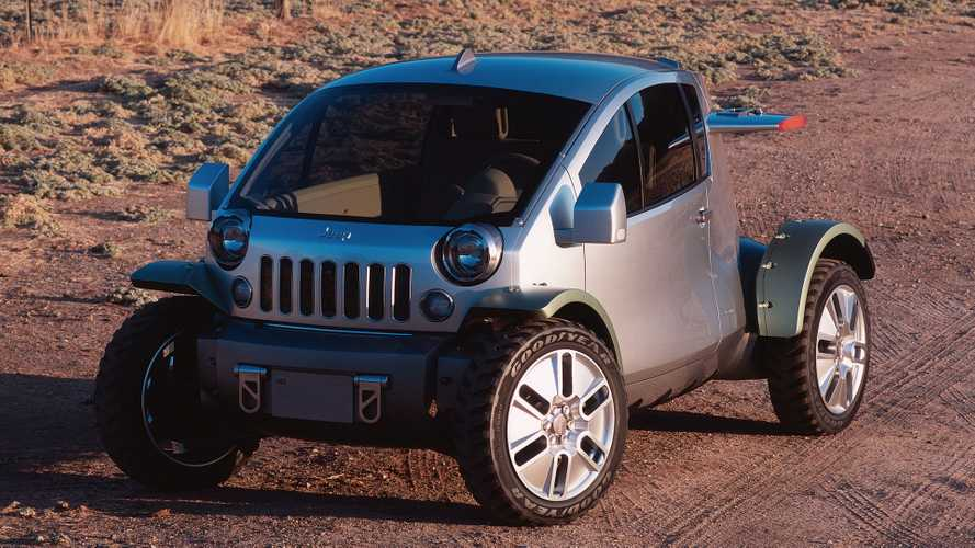 2003 Jeep Treo: Concept We Forgot