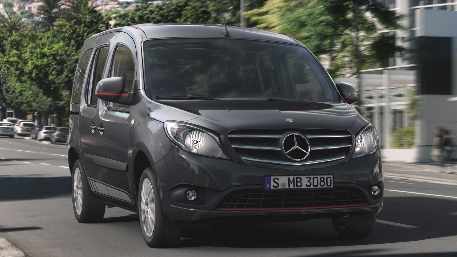 Mercedes Citan Tourer Gets New Engines Style Pack In Europe