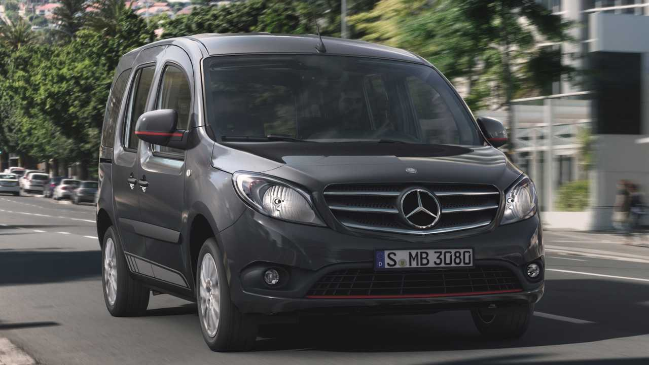 2019 Mercedes-Benz Citan Tourer