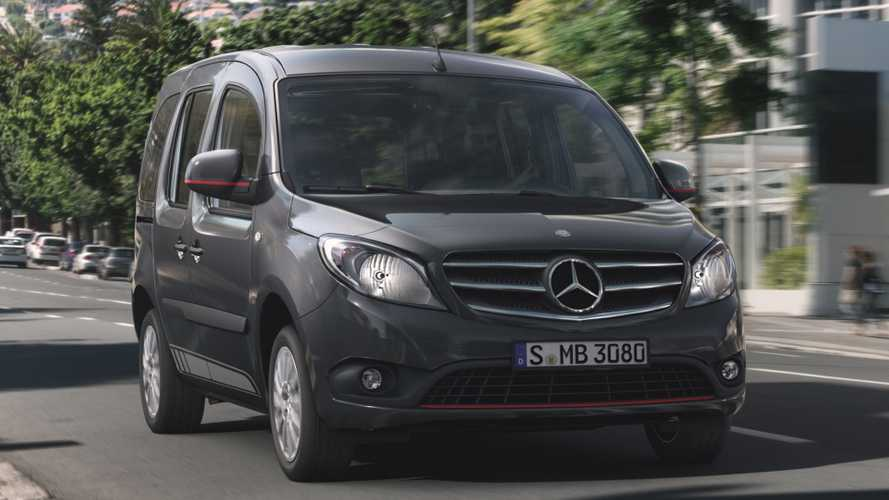 Mercedes Citan Tourer Gets New Engines, Style Pack In Europe