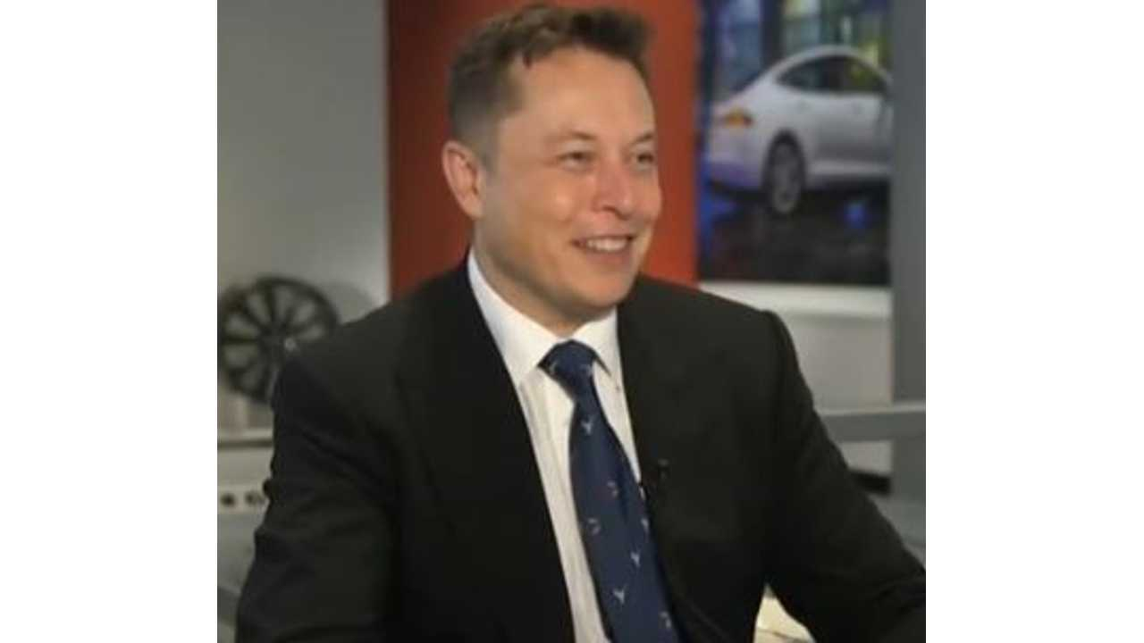 Elon Musk Discusses First Tesla Model S Fire