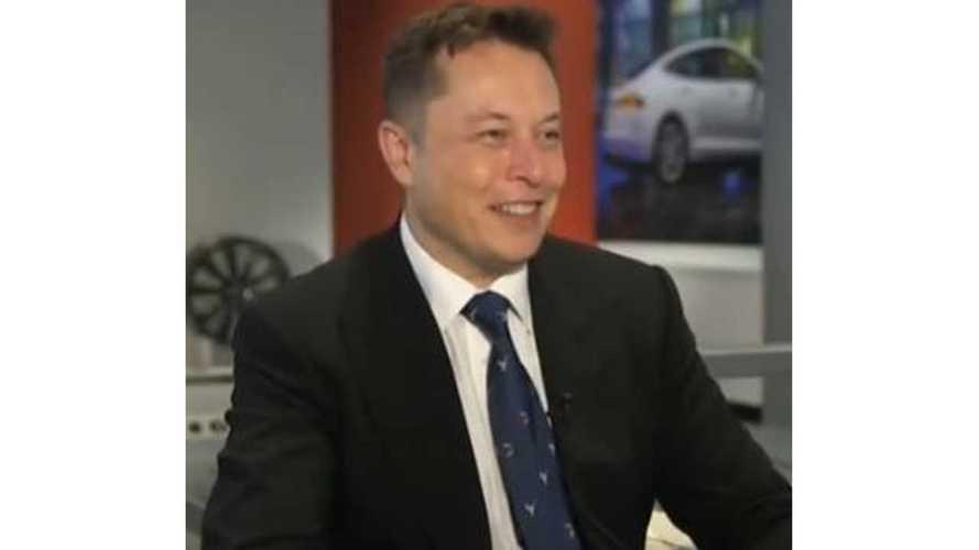 Elon Musk Discusses First Tesla Model S Fire