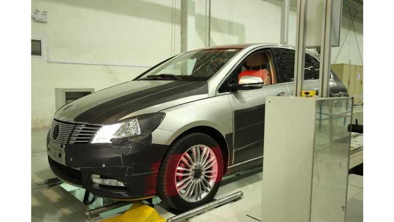 Daimler-BYD Denza EV to Launch in 2014