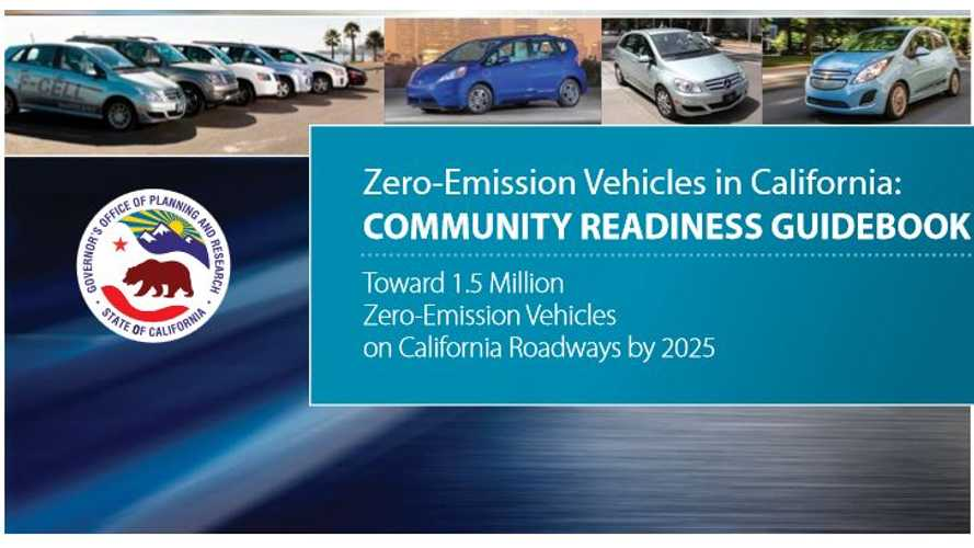 Zero-Emission Vehicles in California: Community Readiness Guidebook