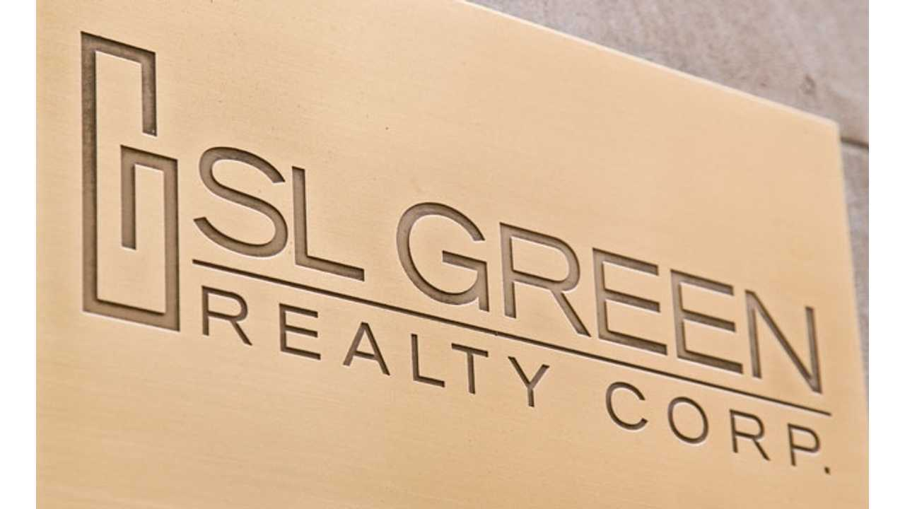 SL Green, New York's Largest Office Building Owner, Installs