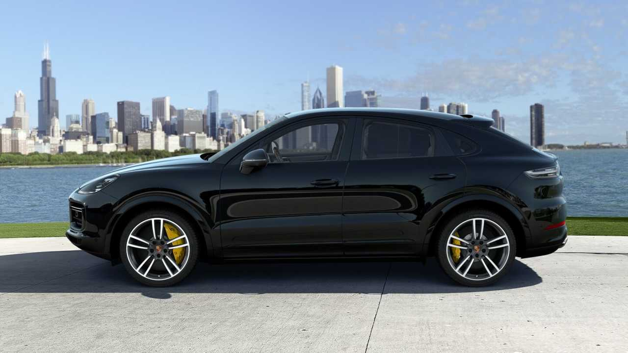 Most Expensive Porsche Cayenne Turbo Coupe Costs 197 985