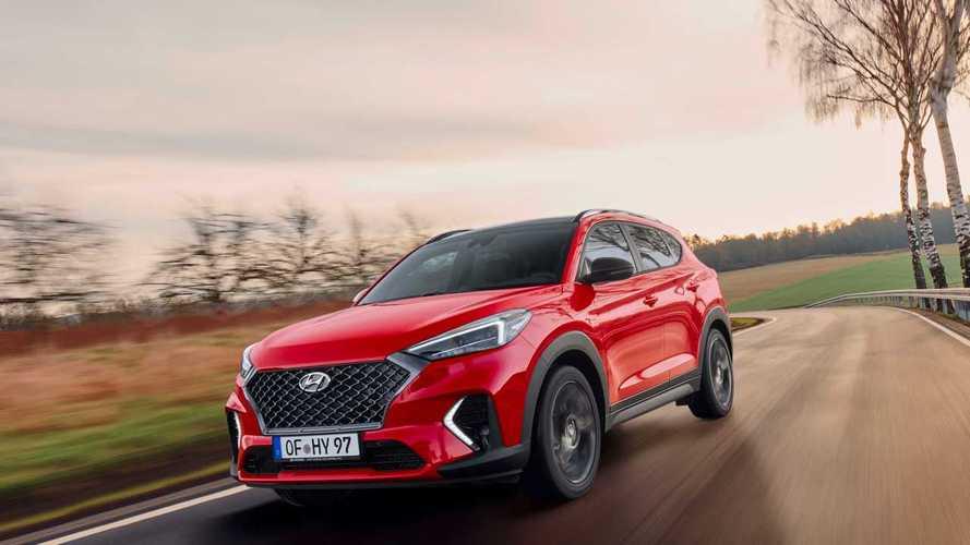 Hyundai Tucson N Line: Mehr Sport am SUV