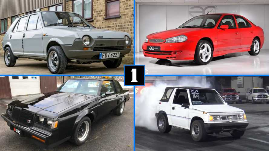 Coolest cars for sale, lead image, March 22 | InsideEVs Photos