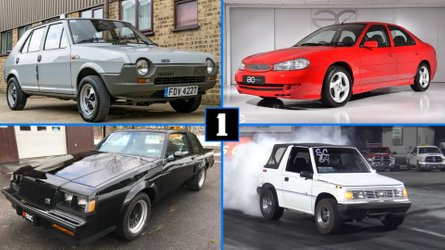 Coolest Cars For Sale This Week: From Super Rare Buick To Geo Tracker V8