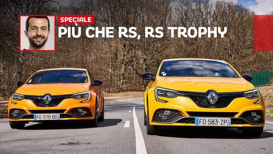 "Renault Megane RS Trophy, divertimento livello ""Pro"""