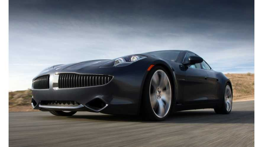 In Race Against Time, China's BAIC Considers Buying Fisker With Goal of Launching Atlantic to Compete With Tesla by 2015