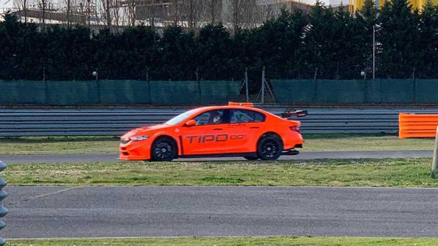 La Fiat Tipo TCR torna in pista, si attende il nuovo motore