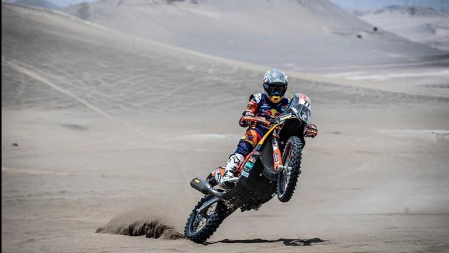 KTM Factory Team Back In Action At Abu Dhabi Desert Challenge