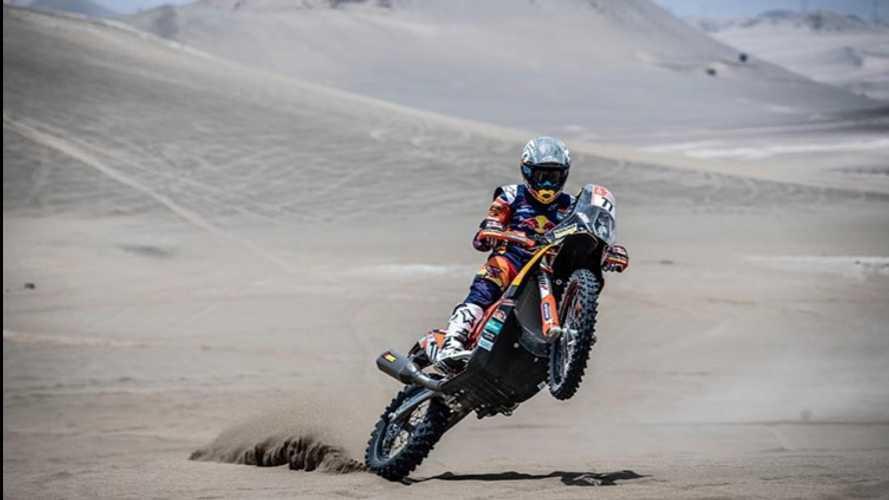 KTM 450 Rally Abu Dhabi