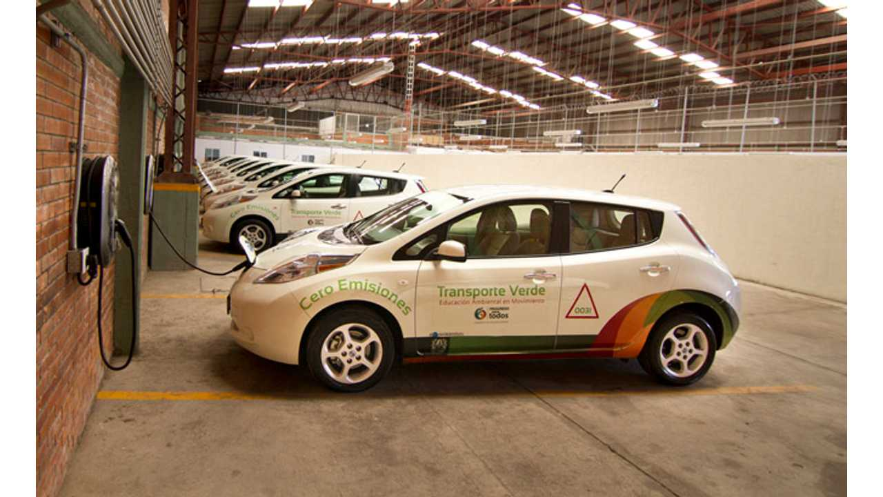 Growing the Grid: EV Taxis Drive