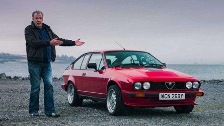 Los 10 mejores coches de Jeremy Clarkson