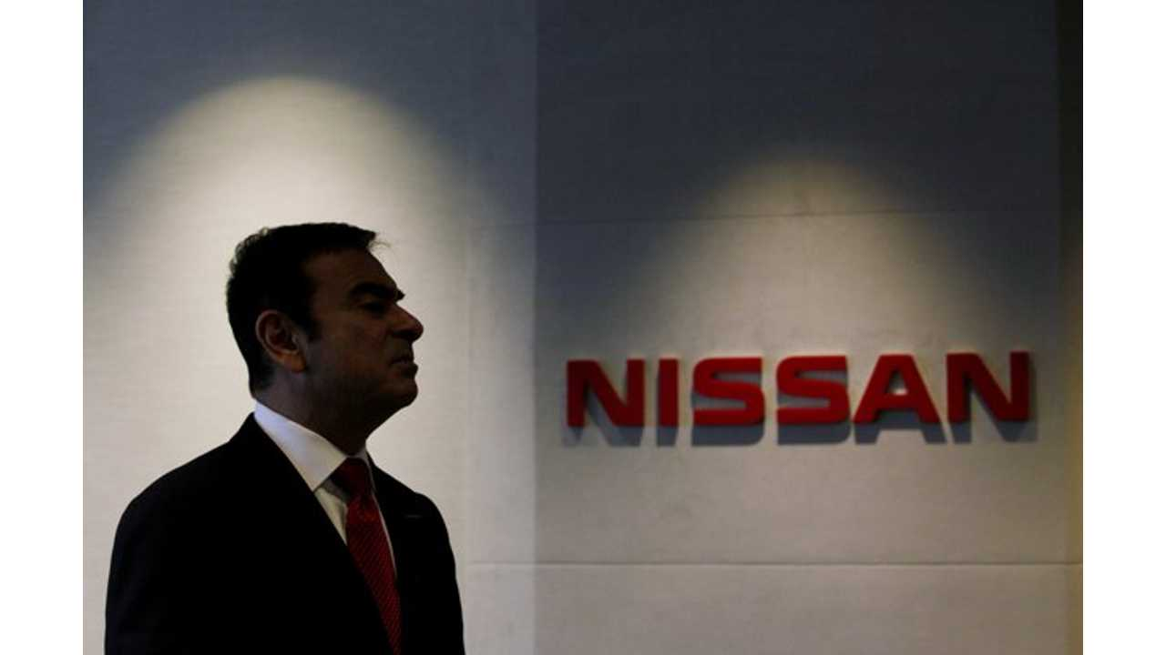 Nissan CEO Ghosn: China to Save Electric Vehicle Industry by Forcing Consumers to Buy