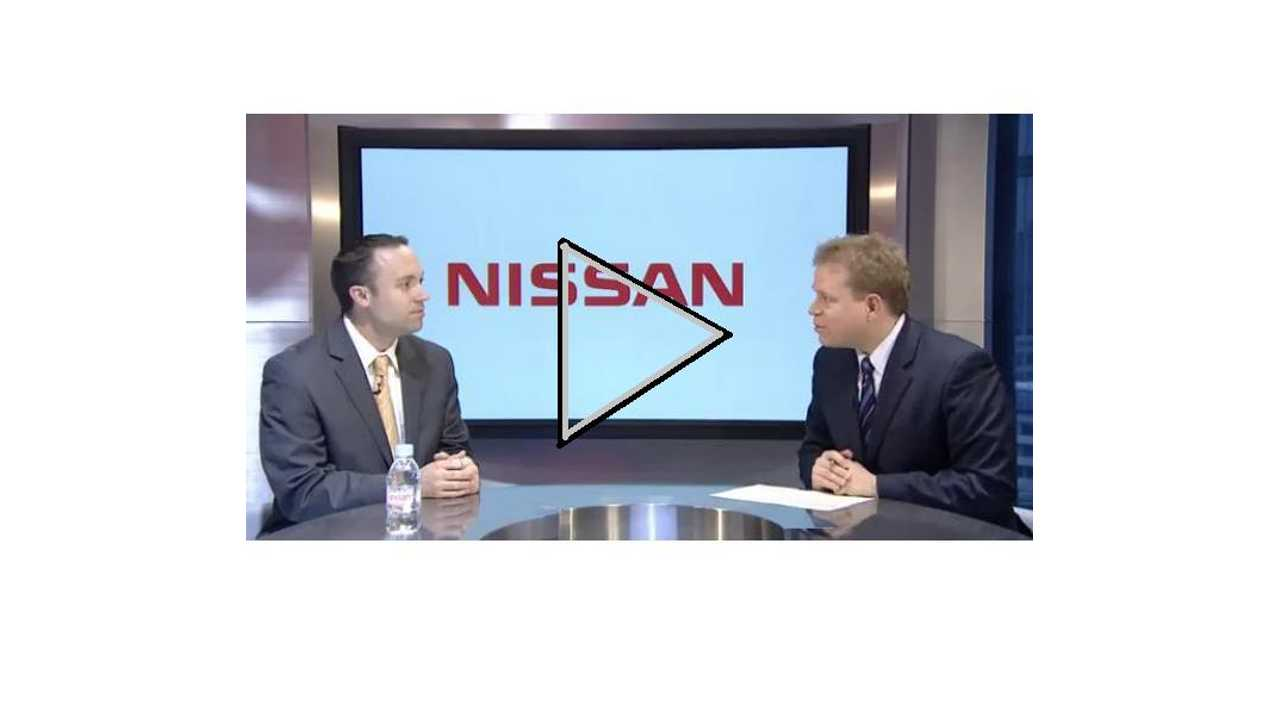 Video:  Nissan Gives Update On LEAF Sales, Sees Ford As A