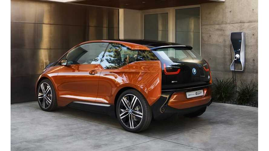 BMW i3 Range Extender Designed Mainly as Emergency-Use Unit