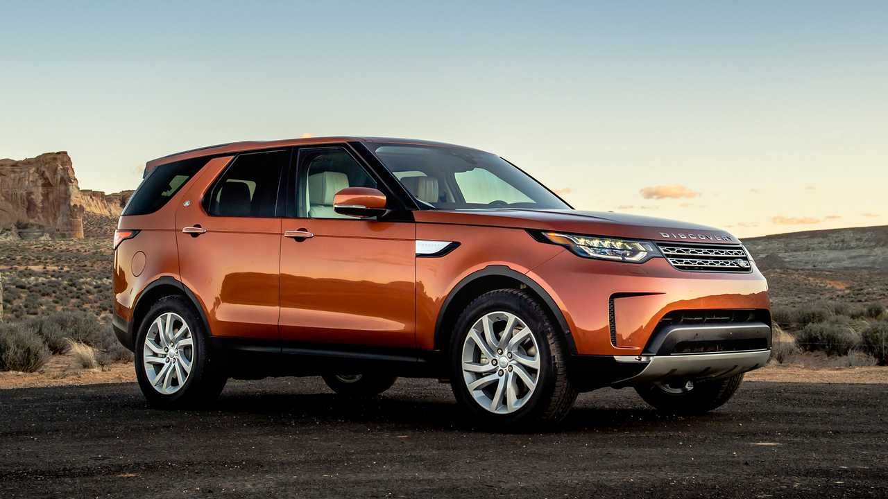 3. Land Rover Discovery Sport: 11,8%