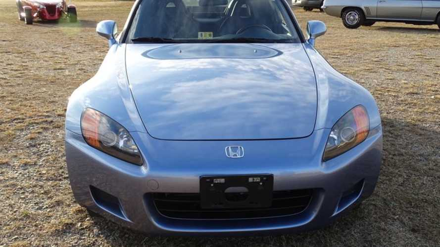 How Much Will This 19K-Mile Honda S2000 Sell For?
