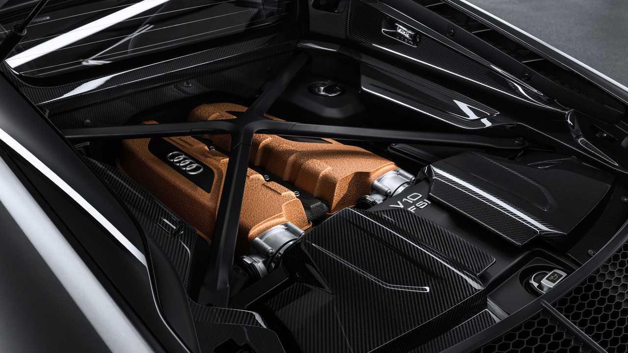 Audi R8 V10 Decennio
