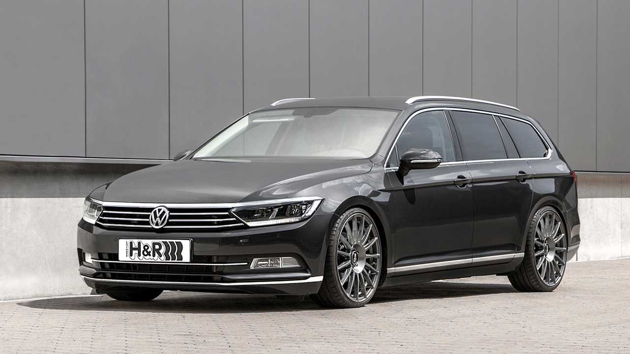 H & R VW Passat Variante