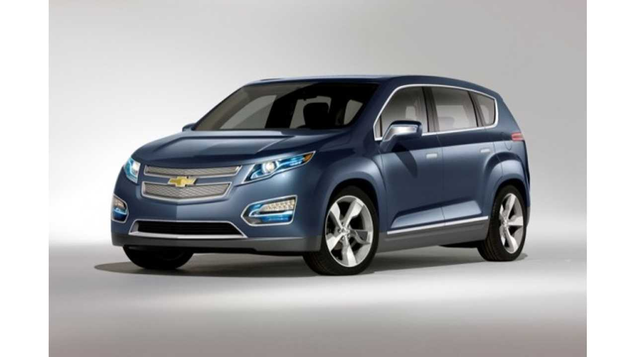 General Motors Granted Extension on CrossVolt Trademark