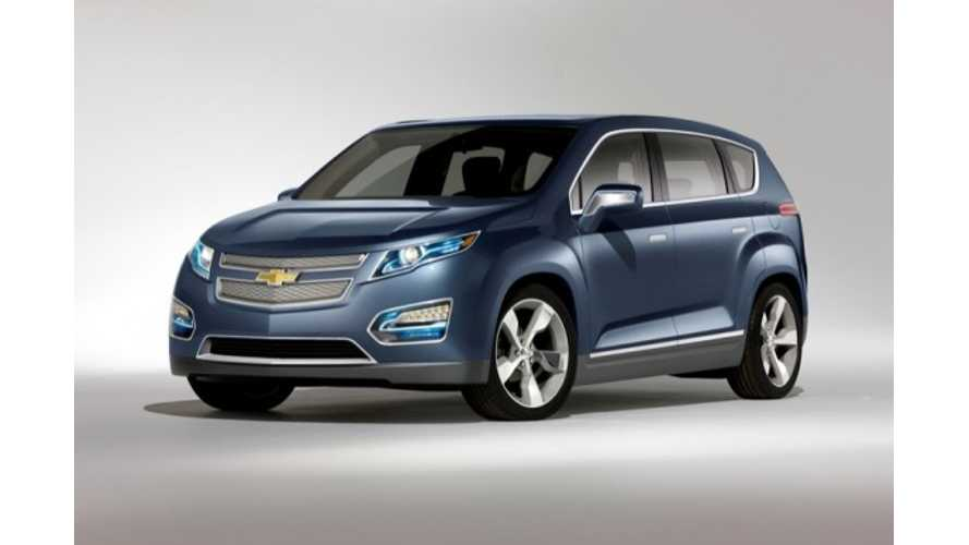 General Motors Granted Extension on CrossVolt Trademark
