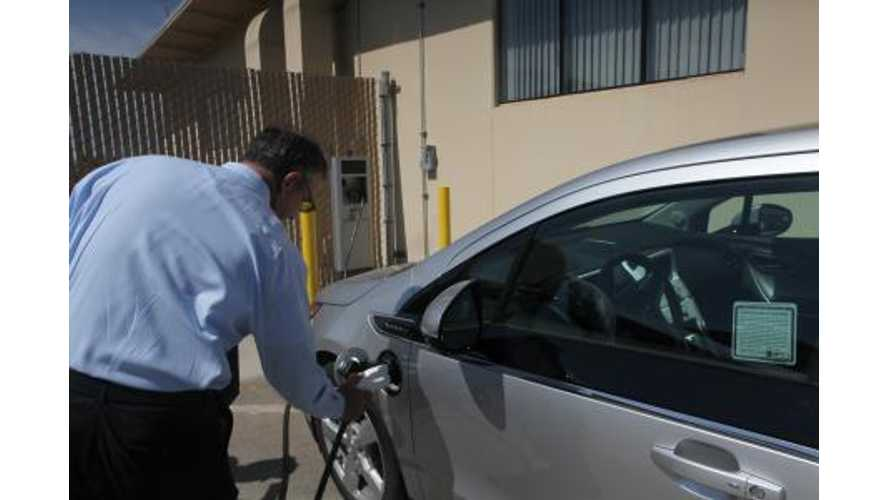 US Military Adding EVs To Current Fleet World Wide (VIDEO)