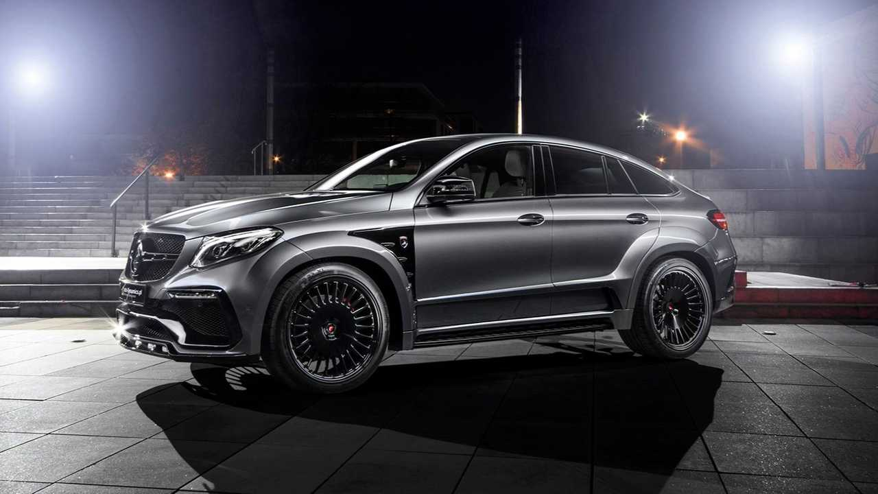 Mercedes-AMG GLE 63 S Coupé di AutoDynamics