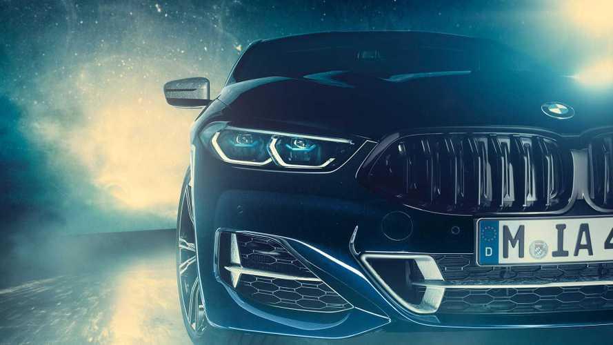 BMW Serie 8, una special spaziale