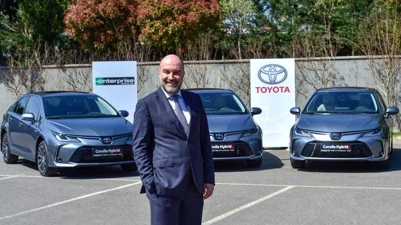 Enterprise Türkiye CEO'su Özarslan Tangün