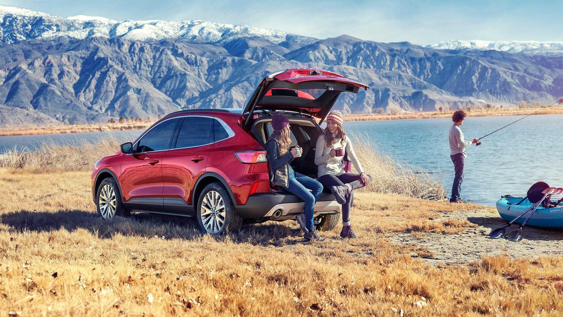Ford готовит внедорожный вариант Escape