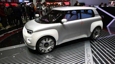 Fiat Concept Centoventi é compacto elétrico e (realmente) personalizável