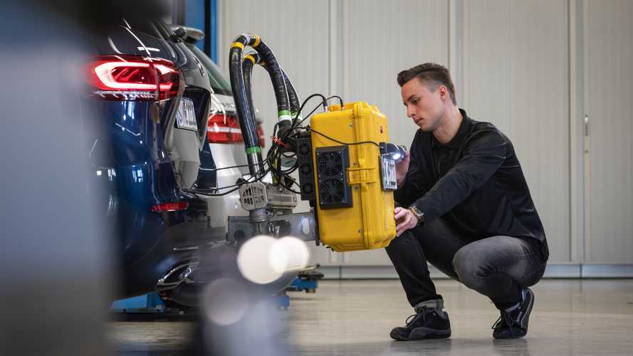 CO2-Limits: So will Mercedes die Grenzwerte einhalten