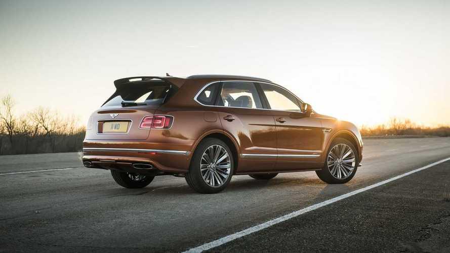 Malgré le succès du Bentayga, Bentley ne proposera pas d'autres SUV