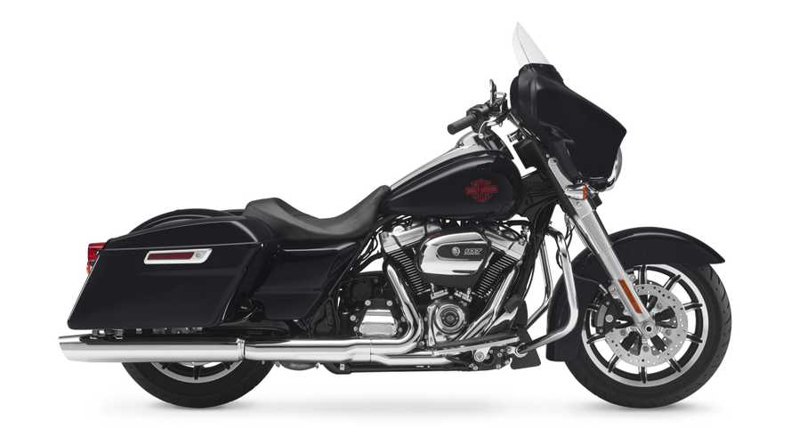 "Harley's New Electra Glide Standard: ""Raw"" Means No Stereo"
