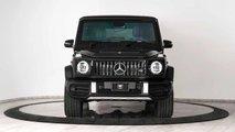 Bulletproof Mercedes-AMG G63 by Inkas