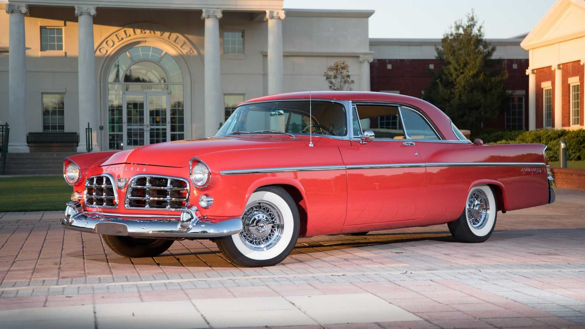 "[""1956 Chrysler 300B""]"