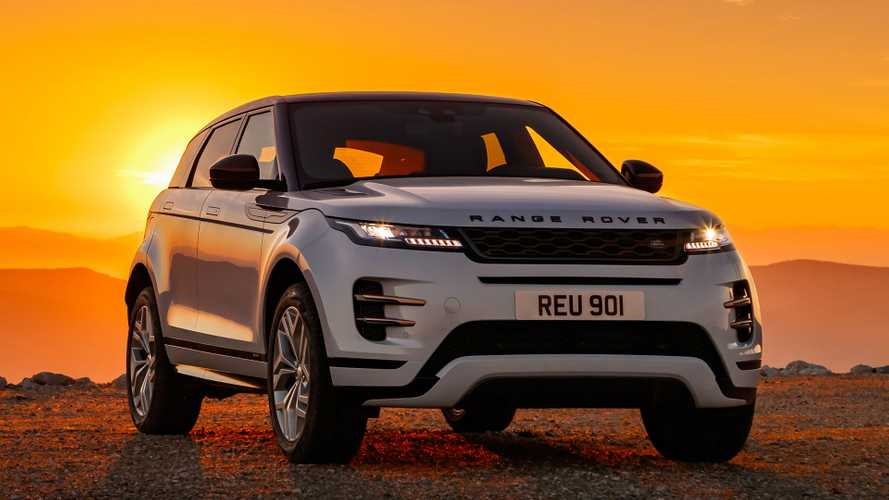 Land Rover's new straight-six engine won't fit in the 2020 Evoque