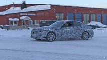 2021 Mercedes-Benz C-Class Spy Screenshot
