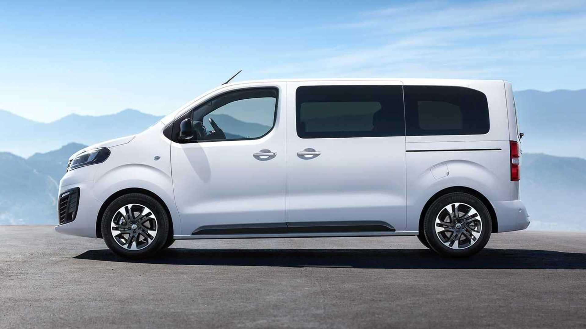 Opel Zafira Life: Das kostet der Großraum-Kombi (Update)