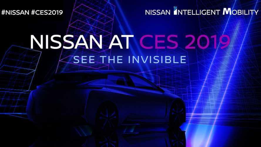 Nissan, al CES 2019 una nuova piattaforma tecnologica