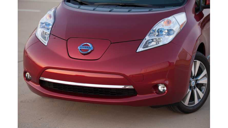 Nissan LEAF Scores Highest Weekly Shopping Growth In US; BMW i3 Leads Interest In New Models