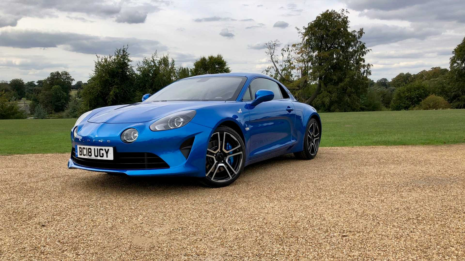 "[""Alpine A110 old and new""]"