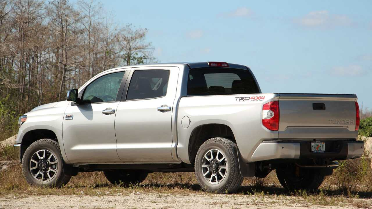2019 Toyota Tundra 1794 Edition: Review